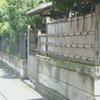 盛夏の建仁寺垣