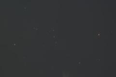 オリオン座 2016-04-08