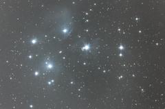 プレアデス星団 151204