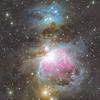 オリオン大星雲 200225