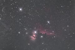 馬頭星雲 171209