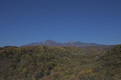 八ヶ岳 161107