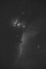 馬頭星雲 180126