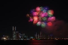 2012神奈川新聞花火大会
