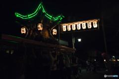 我が町の小さな祭り~宵宮~