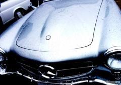 マスク(4)ベンツ190SL