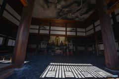 東福寺晩秋「仏殿」