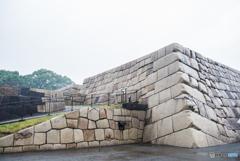 江戸城天守台(3)