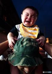 孫 「息子笑い、孫泣く」