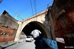 環状線アーチ橋 「遺構」