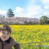 春、満喫。(埼玉県幸手市権現堂公園)
