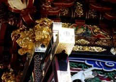 妻沼聖天様(2)5-2「金飾り」