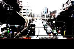 TOKYO点描「橋上」
