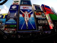 大阪道頓堀はかしましい 7-7「グリコの看板」