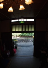 葛飾山本亭 5-1「玄関」