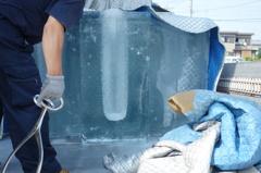 暑いので「氷」3-1「135キロ」