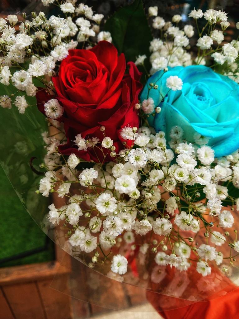 花束を贈る季節