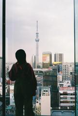 浅草・3月