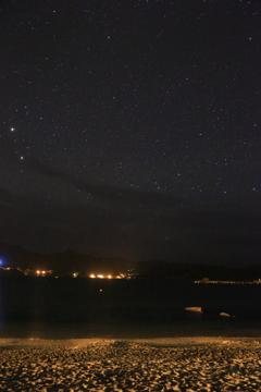 星照らす島