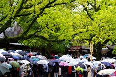 【熱田神宮】令和元年 初日
