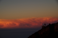 【富士登山紀行⑦】朝、光を待つ
