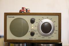昔のラジオ