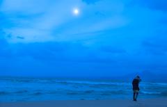 冷たくも心地いい海風、君がいるから