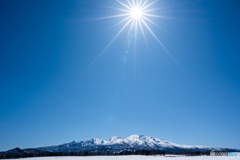 3月 大雪山