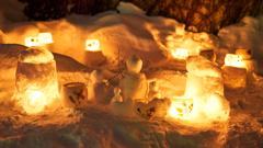 小樽雪あかりの路 2019 ⑦