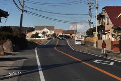 写真エッセイ:陸前浜街道28北方面:びんずる坂を抜けて4:NTW191