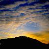 写真モノローグ:The last glow of the day
