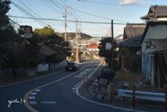 写真エッセイ:陸前浜街道25北方面:びんずる坂を抜けて1:NTW188