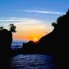 写真歌:日が昇る