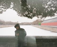 北京の男 Beijing man