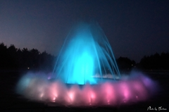 モエレ沼公園 海の噴水1