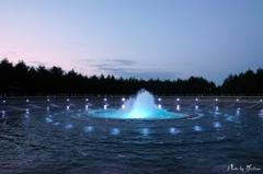 モエレ沼公園 海の噴水2