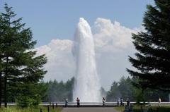 モエレ沼公園 海の噴水-01