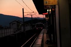 JR円町駅