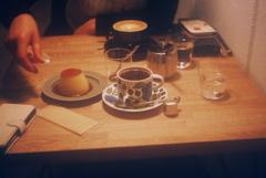 cafe dinner