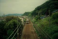 東海道本線興津