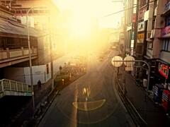 京橋から片町へ