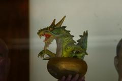 十六羅漢の龍