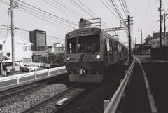 電車で街に行こう