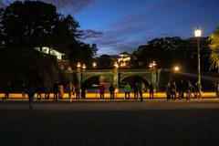 皇居二重橋ライトアップ その2