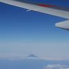 富士と日の丸
