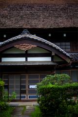 藁葺き屋根の古民家 中野屋