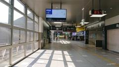 祝日の京都駅・・・?