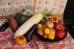先斗町の野菜