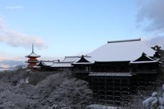 雪清水2017!