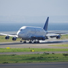 DREAMLIFTER(N780BA)747-400@セントレア2